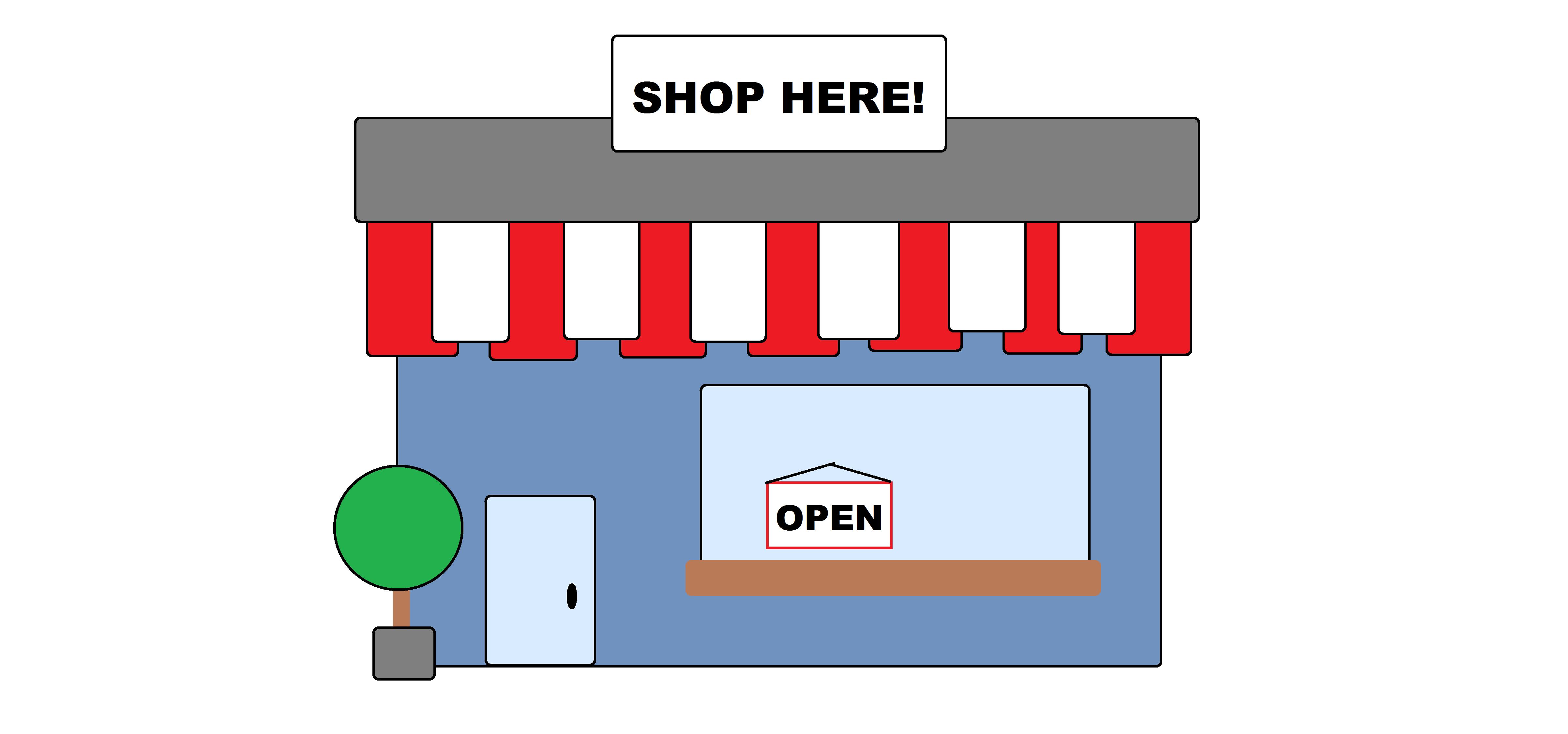 shop sign 2